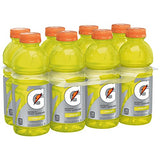 Gatorade Thirst Quencher, Lemon Lime, 20 Fl Oz (pack of 8)