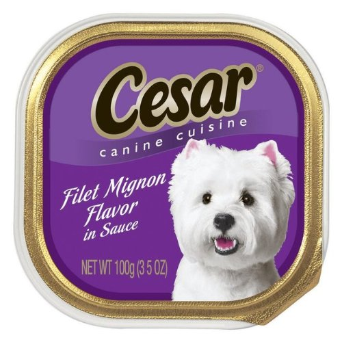 Cesar Select Dog Food, Filet Mignon