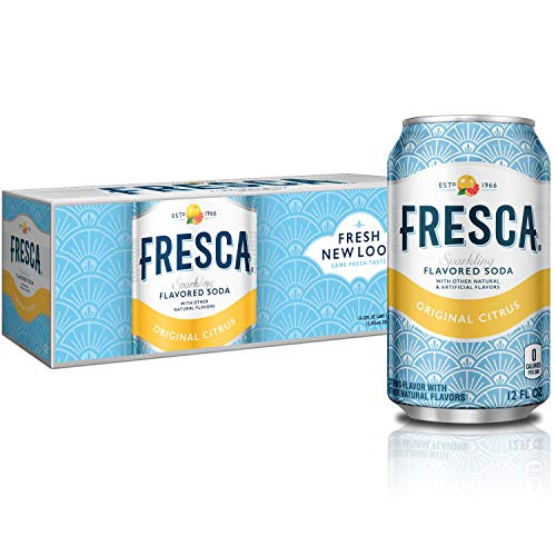 Fresca Drink, 12 Fluid Ounce (Pack of 12)