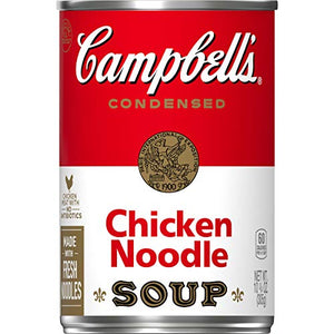Campbell's Soup, Chicken Noodle, 10.75 oz