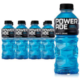 POWERADE, Electrolyte Enhanced Sports Drinks w/ vitamins, Mountain Berry Blast, 20 fl oz, 8 Pack