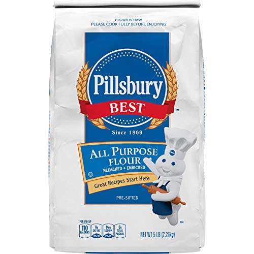 Pillsbury Best All Purpose Flour, 5 Pound
