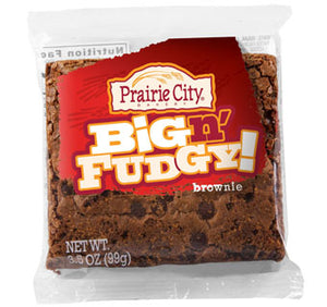 Prairie City Bakery Company Big Brownie - Past Rotation Date - Guaranteed Freshness