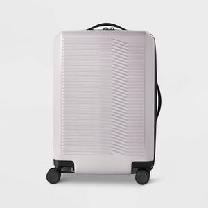 Open Story Hardside Carry On Suitcase - Violet Ice