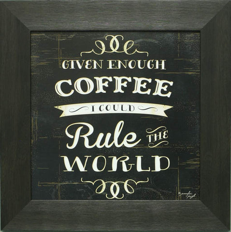 Coffee - Rule the World