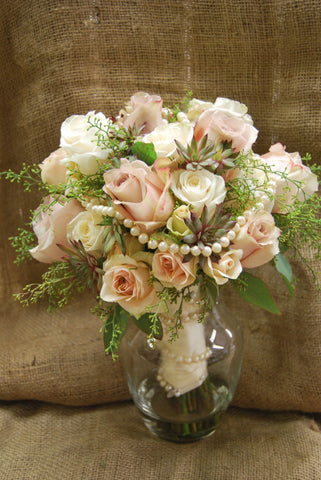 Bridal Bouquet - Roses