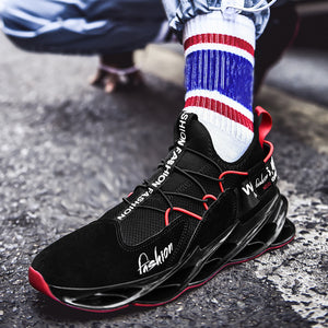 Men's Fashion Lace Up Sneakers