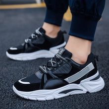 Load image into Gallery viewer, Men's breathable sports casual shoes