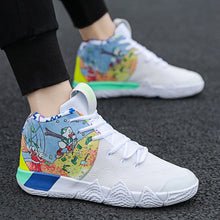 Load image into Gallery viewer, Non-slip Breathable Printed Fashion Men's Sneakers