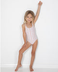 Girls Layla One-Piece - Moana Print