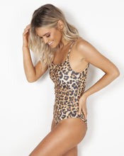 Load image into Gallery viewer, Bells One Piece - Leopard