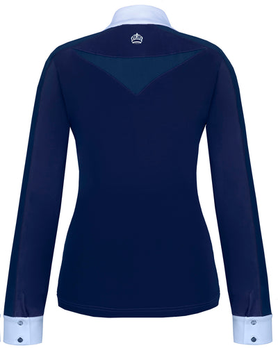 FairPlay Claire Pearl  Shirt LS