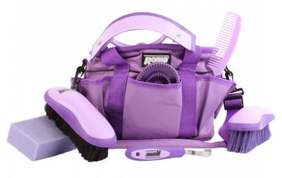 Roma Deluxe Soft Touch Carry  Grooming Kit
