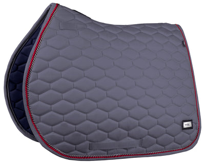FairPlay Hexagon D-Roped VS Saddle Pad