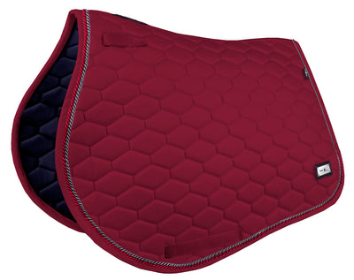 FairPlay Hexagon D-Roped VSS Saddle Pad