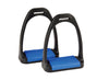 Korsteel  Polymer Stirrup Irons Coloured Treads