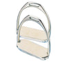Korsteel  Stainless Steel Knife Edge Stirrups Irons