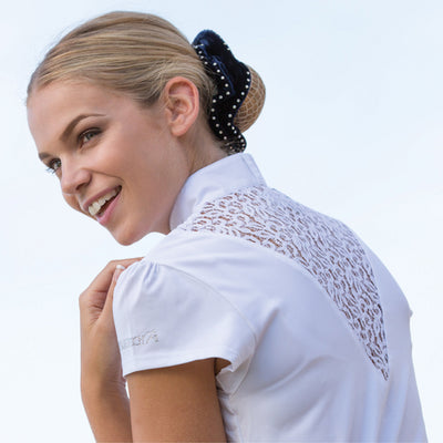 Equetech Bella Lace Competition Shirt