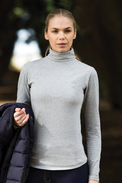 Equetech Cotton Classic Roll Neck