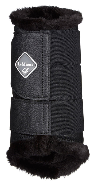 LeMieux Fleece Lined Brushing Boots