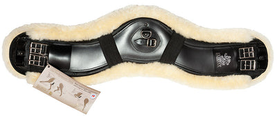 LeMieux Lambskin Fairfax Girth Cover Natural
