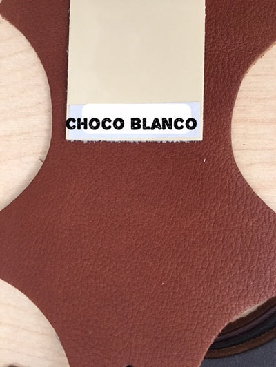 Avellana y charol Chocolate blanco