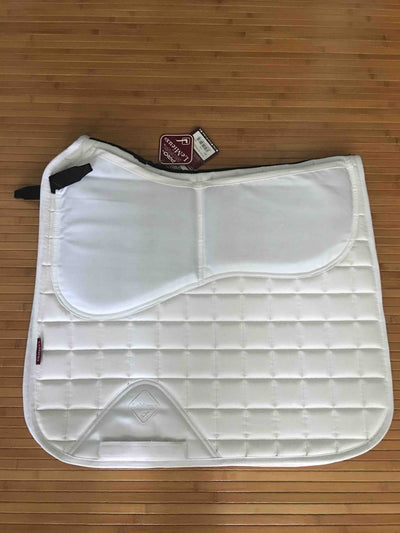 LeMieux Sudadero Doma Plain Cotton Pro-Sorb Dressage Square Outlet