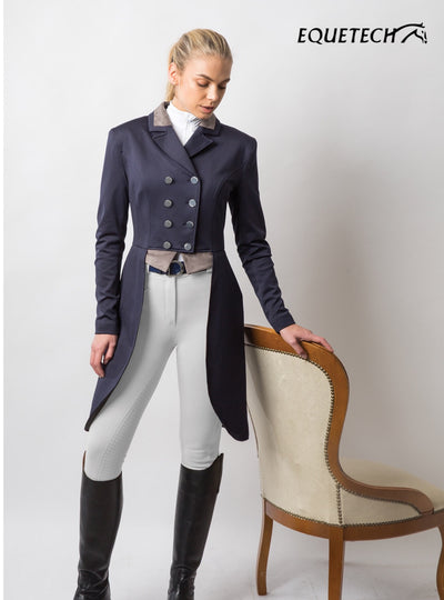 Equetech Jersey Dressage Tailcoat