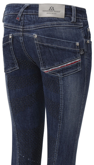 Mountain Horse Jamie Denim Breeches JR