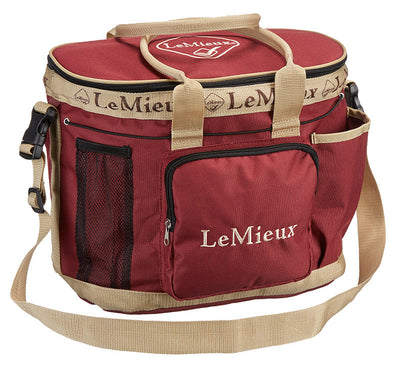 LeMieux Grooming Bag Burdeos