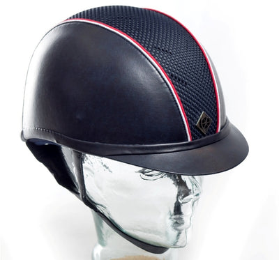 Charles Owen AYR8 Plus Leather Helmet