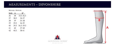 Mountain Horse Devonshire