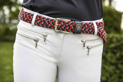 Mountain Horse MH Tricolor Stretch Belt