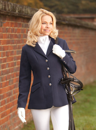 Equetech Medley In-Vent Competition Jacket. Chaqueta Concurso Hipica 3