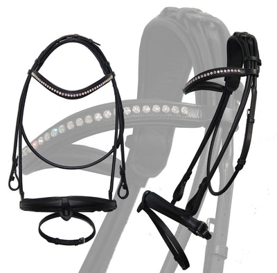 Mountain Horse Maestro Double Bridle