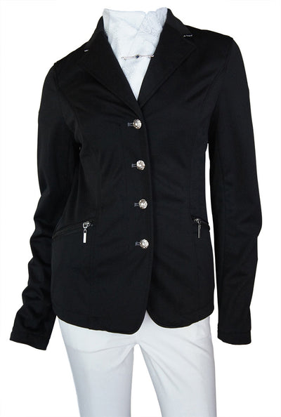 Equetech New Ellipse Competition Jacket Junior- Chaqueta Concurso Hipica 5