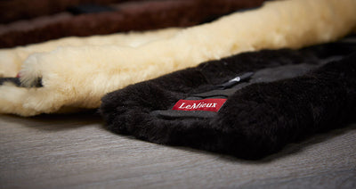 LeMieux Lambskin GP Girth Covers