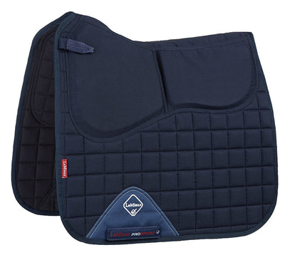 LeMieux Plain Cotton Pro-Sorb Dressage Square Marino