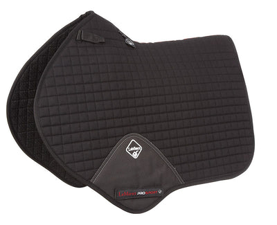 Sudadero Caballo LeMieux Plain Cotton Close Contact Squares Negro