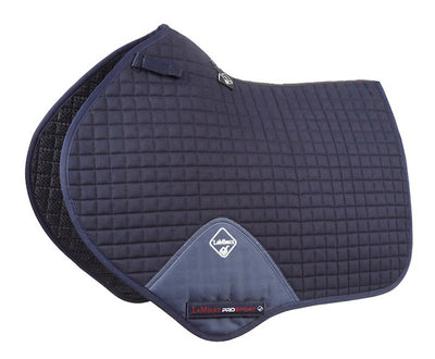 Sudadero Caballo LeMieux Plain Cotton Close Contact Squares Marino