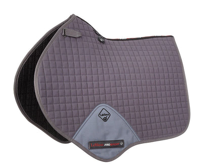Sudadero Caballo LeMieux Plain Cotton Close Contact Squares Gris