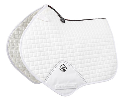 Sudadero Caballo LeMieux Plain Cotton Close Contact Squares Blanco