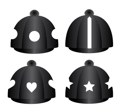 Equetech Hat Silks