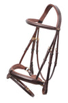 Mountain Horse Top Select Bridle Havana