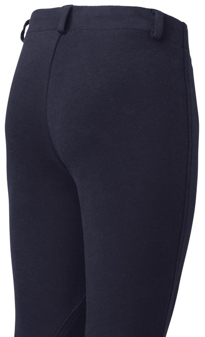 Mountain Horse YRC Breeches TK JR Marino Oscuro