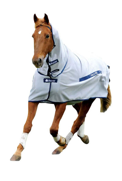 Mantas Antimoscas Caballo Bucas Buzz Off Full Neck