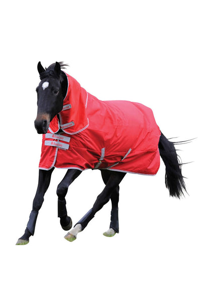 Manta caballo Bucas Irish Turnout Combi Neck 1