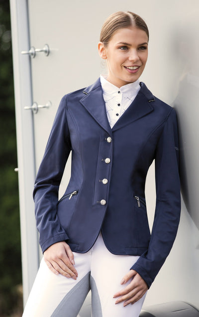 Equetech New Ellipse Competition Jacket Junior- Chaqueta Concurso Hipica 1