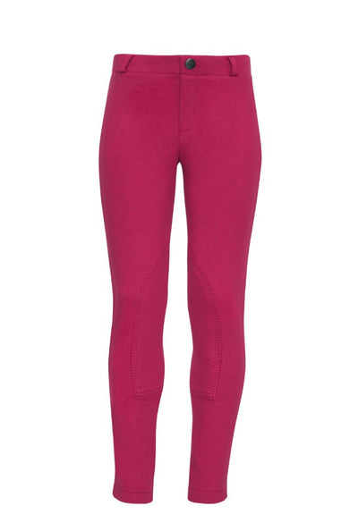 Mountain Horse YRC Breeches TK JR Rosa