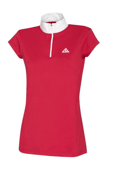 Mountain Horse Aria Tech Top Rojo
